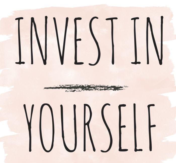 Invest in yourself – Saba from Texas!